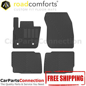 Road Comforts All Weather Floor Mat 207446 4 Piece Set For Ford Fusion 2013