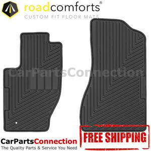 Road Comforts All Weather Floor Mat 210084 Front For Jeep Grand Cherokee 2000