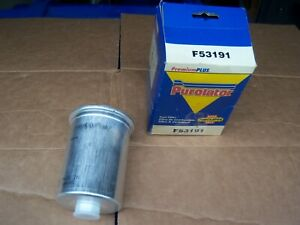 Purolator F53191 Fuel Filter Audi Vw