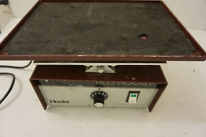 Hoefer Red Rocker Nutator Shaker Shaking Microplate Variable Speed Mixer Low
