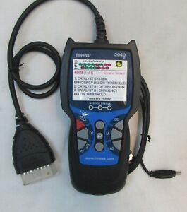 Innova 3040 Diagnostic Scan Tool W Code Reader For Obd2 Vehicles