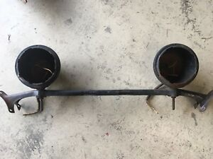 1929 Chevrolet Coach Headlight Mount Bar