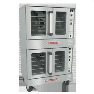 Southbend Bgs 22sc Bronze Convection Oven Gas Double deck Standard Depth