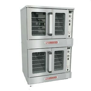 Southbend Bes 27sc Bronze Convection Oven Electric Double deck Standard Depth