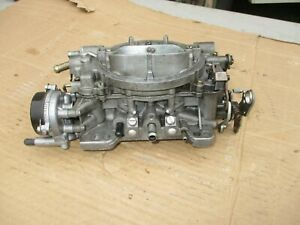 Rare Carter 400 Cfm 9410s Competition Series Afb Carburetor 9410 S Carb