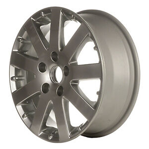 Replacement Alloy Wheel For 12 16 Chrysler Town Country Aly02401u77