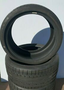 Brand New Take Off Tires Continental Sport Contact 6 245 35 R19 High Tread