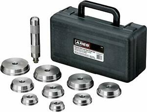 Ares 71003 Bearing Race And Seal Driver Set Universal Kit Allows For Easy Ra