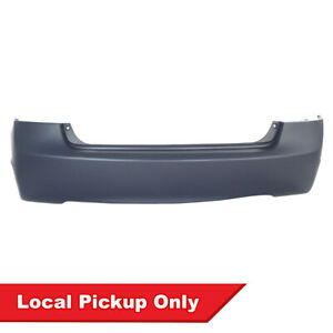 New Rear Primed Bumper Cover For 2006 2011 Honda Civic Ho1100235 04715snaa90zz