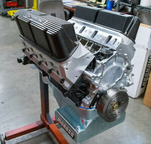 347 Small Block Ford Stroker Crate Engine Complete Mustang Cobra 302 5 0l 500hp