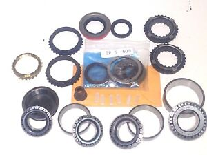 Bearing Kit For World Class T5 Transmission Ford Chevy Bk149ws Bk5 wc