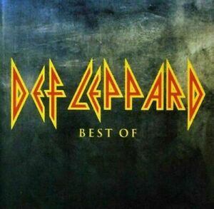 Best of Def Leppard CD Greatest Hits Sealed New $8.45