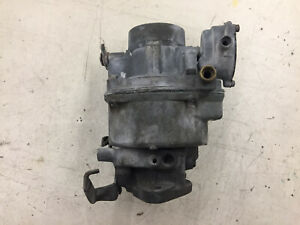 Rochester Single Barrel Series B Carburetor For Chevy With 216 235