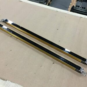 Omron Safety Light Curtain Emitter And Receiver Pn F3sj a0725p20
