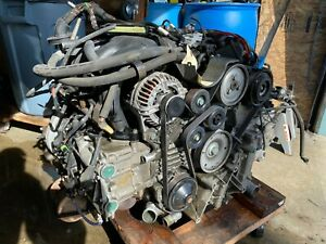 Porsche 986 Boxster 2 7 2000 2001 2002 Used Engine Motor Assembly