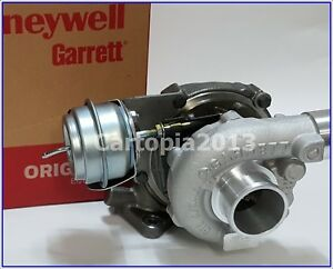 Genuine Garrett Turbo For Gm Daewoo Winstorm Captiva 96440365 762463 0006