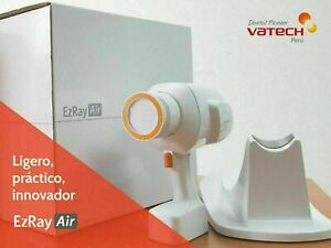 2 pack Of Vatech Ezray Air Portable Dc X ray Machine As Same As Nomad Pro 2
