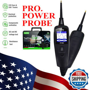 Bestprice Power Probe Car Electrical Circuit Tester 3 Iii Diagnose Service Tool