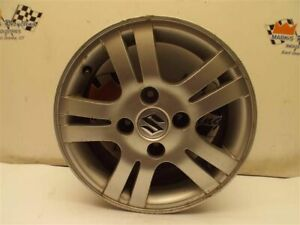 Wheel Road Wheel 15x6 Alloy Fits 06 08 Forenza 183977