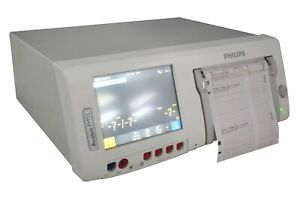 Philips Avalon Fm50 865071 M2705a Fetal Maternal Bed Side Patient Med Monitor