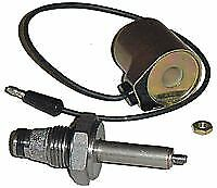 Meyer Plow Pump A Coil And Valve Black Wire