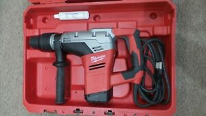 Milwaukee 1 9 16 Sds Max Brushless Rotary Hammer Drill electric In Case