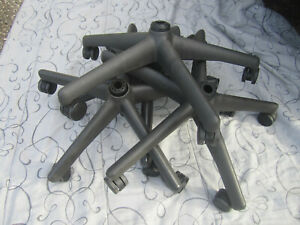 Lot Of 4 Herman Miller Aeron Office Chair Base
