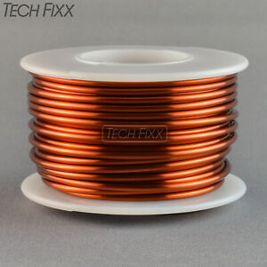 Magnet Wire 14 Gauge Awg Enameled Copper 40 Feet Coil Winding And Crafts 200c