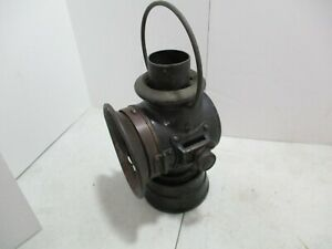 Vintage Lucas Oil Lamp Rolls Royce 20hp Bentley Delage Lagonda Bogatti Hispano