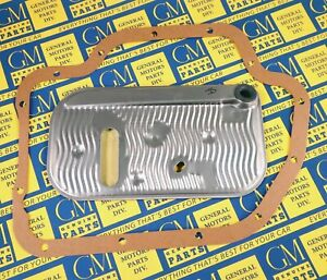 General Motors Th400 Automatic Transmission Filter Change Kit Late 1967 1998