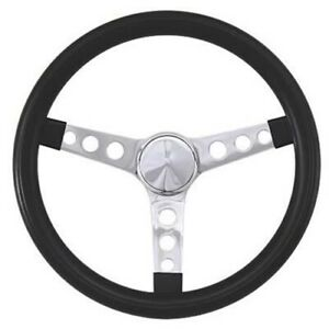 Grant Products Classic Foam Steering Wheel 3 Spoke 13 1 2 Inches 831