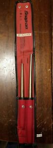 Snap On Tools Brass Pun Set Of 2 With Pouch
