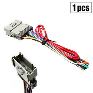 Car Radio Stereo Wire Harness Adapter Cable For Buick Cadillac Chevy