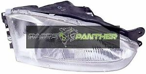 For 1997 2002 Passenger Side Mitsubishi Mirage Front Headlight Assembly