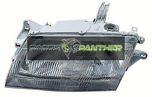 For 1997 1998 Driver Side Mazda Protege Front Headlight Assembly Replacement