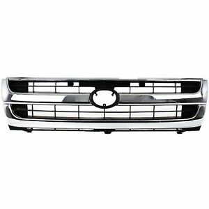 For 1997 2000 Toyota Tacoma Grille Assembly 1999 1998