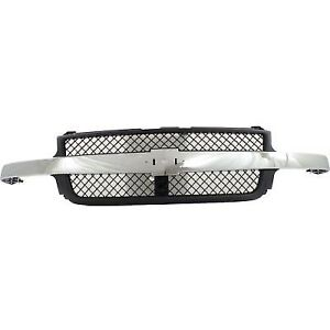 For 1999 2002 Chevrolet chevy Silverado Grille Assembly 2001 2000