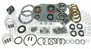 Ford Toploader 4 Speed Transmission Master Rebuild Kit Heh Rug 1964 1973