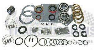 Heh Rug Ford Rebuild Kit Top Loader 4 Speed Transmission 1965 1973