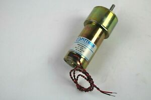 Pittman 12vdc 38 3 1 Gear Motor Gm9236e147
