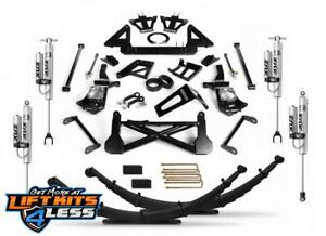 Cognito B110 k0560 10 Front Lift Kit w Stabilitrak For 2011 19 Gm 2500hd 4wd