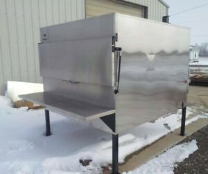 Semo Smokers Llc 48 x48 Insulated Rotisserie Smoker