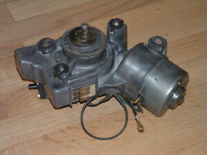 1959 1960 1961 1962 Chevrolet Impala Wiper Motor 2 Speed W Pump 59 60 61 62