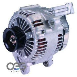 New Alternator For Dodge Dakota Jeep Liberty Grand Cherokee Mitsu Raider 3 7 4 7