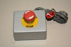 Enclosed Emergency Button