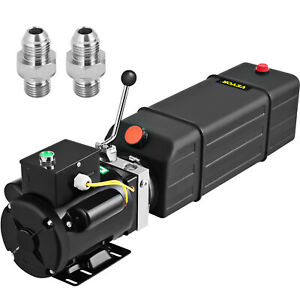 Car Lift Hydraulic Power Unit 4 Gal Tank 220v For Rotary And Automobile Lifts