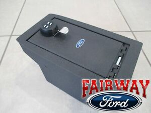 2020 Escape Oem Ford Parts Console Security Vault Safe Vlj6z 9906202 A New