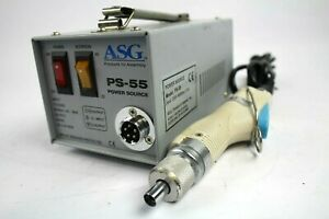 Asg Hios Cl 2000 Torque Power Screw Driver W Asg Ps 55 Power Source