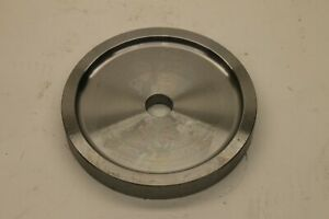 Large Backing Plate For Brake Lathe 3 jaw Chuck Kit 7 1 4 Od For 1 Quick