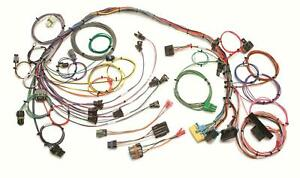 Painless Wiring Harness Fuel Injection Tpi Engine Swap Universal Kit 60103